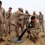 Soldaten mit Waffen Soldaten mit Waffen | Bild (Ausschnitt): © U.S. Naval Forces Central Command/U.S. Fifth Fleet [CC BY 2.0] - wikimedia commons