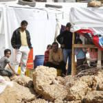 Flüchtlingslager im Libanon. Flüchtlingslager im Libanon. | Bild (Ausschnitt): © Österreichisches Außenministerium [CC BY 2.0] - Wikimedia Commons