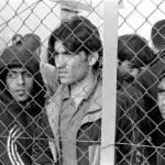 Flüchtlinge in einem Inhaftierungszentrum Flüchtlinge in einem Inhaftierungszentrum | Bild (Ausschnitt): © Ggia - wikimedia commons