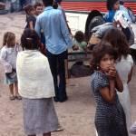Flüchtlinge Zentralamerika Flüchtlinge in Honduras. | Bild (Ausschnitt): © Linda Hess Miller - Wikiemdia Commons