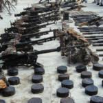 Waffenarsenal Waffenarsenal | Bild (Ausschnitt): © ISAF Headquarters Public Affairs Office - Wikimedia Commons