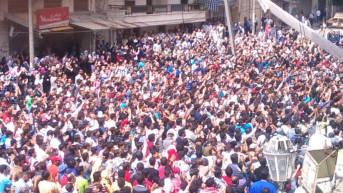 Demonstration Syrien