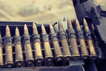 Waffenmunition