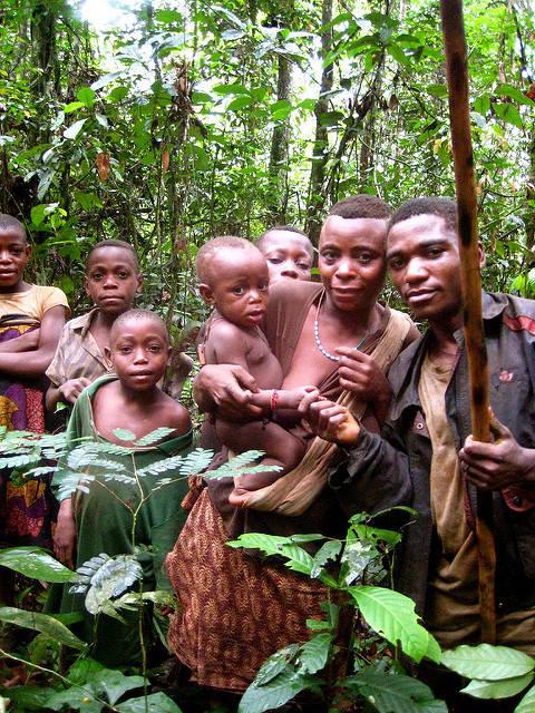 Baka in Kamerun Baka in Kamerun |  Bild: ©  Corinne Staley [CC BY-NC 2.0]  - flickr