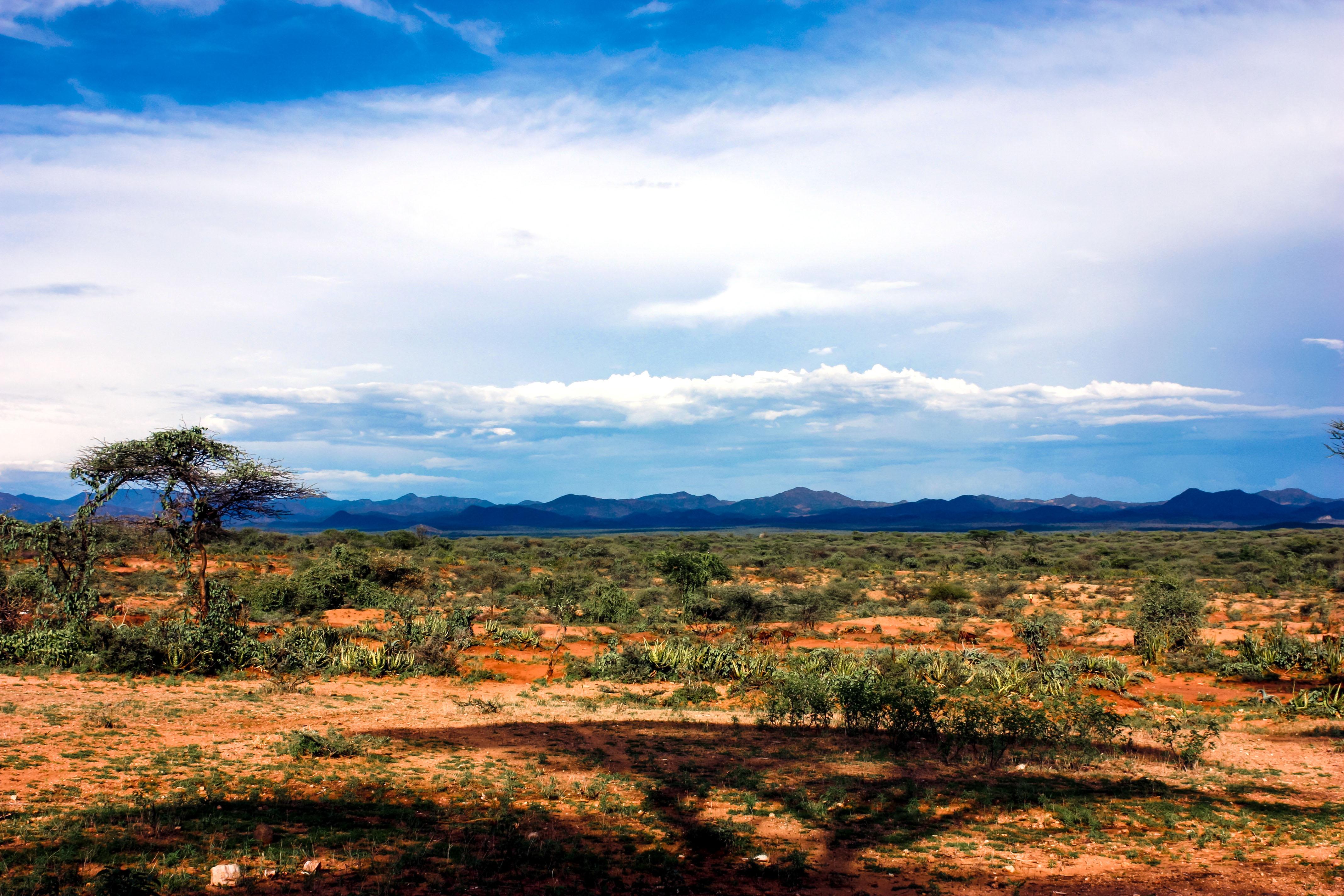 Äthiopische Landschaft