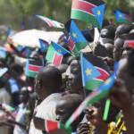 Erster Tag der Unabhängigkeit Südsudans | Bild (Ausschnitt): © Steve Evans [CC BY-NC 2.0] - Flickr
