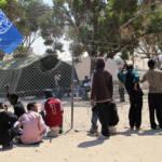 Shousha refugee camp, at the Libyan border (Tunisian side). April 2011.   Bild (Ausschnitt): © Guerric [CC BY-NC-ND 2.0] - flickr