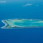 Tuvalu Der kleine Inselstaat Tuvalu ist vom Untergang bedroht. | Bild (Ausschnitt): © Tomoaki INABA [CC BY-SA 2.0] - Flickr