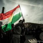 Seit knapp hundert Jahren kämpfen die Kurden nun schon um ihren eigenen Staat. Jetzt haben die irakischen Kurden erstmals ein Referendum über ihre Unabhängigkeit abgehalten. | Bild (Ausschnitt): © Mustafa Khayat [CC BY-ND 2.0] - Flickr