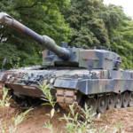 Leopard 2A4 Ein Panzer des Typs Leopard 2A4. | Bild (Ausschnitt): © 270862 [CC BY-ND 2.0] - Flickr