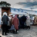 IDPs in Donbas Winter 2017 UNHCR: mittlerweile 1,85 Millionen Binnenvertriebenen in der Ukraine | Bild (Ausschnitt): © Roberto Maldeno [CC BY-NC-ND 2.0] - Flickr