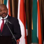 Burundi steckt fest im Griff der Staatsmacht unter Pierre Nkurunziza. | Bild (Ausschnitt): © GovernmentZA [CC BY-ND 2.0] - flickr