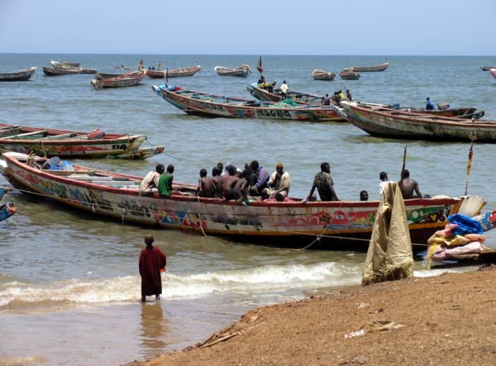 Kleinfischer im Senegal Kleinfischer im Senegal |  Bild: ©  Sebastián Losada [CC BY-SA 2.0]  - Flickr