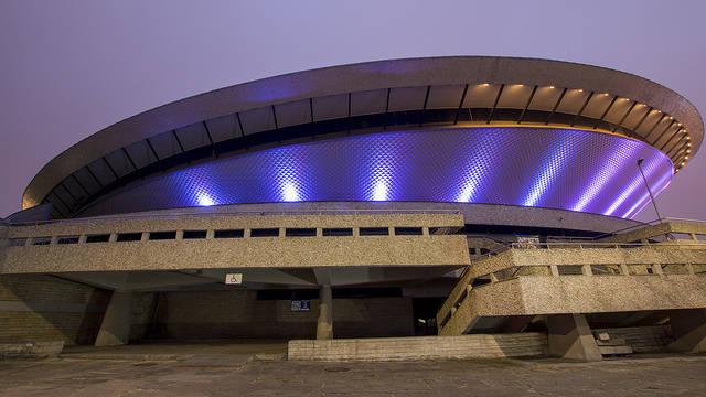 Spodek-Arena in Katowice Spodek-Arena in Katowice    Bild: © Hans Permana [CC BY-NC 2.0]  - Flickr