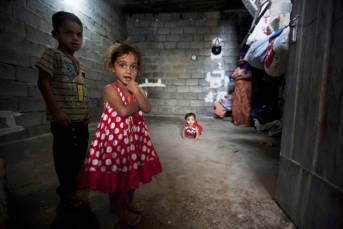 Kinder die geflohen sind vom Süden von Irak. UNHCR versucht geflüchteten Kindern in Irak zu helfen. |  Bild: © United Nations Photo [CC BY-NC-ND 2.0]  - Flickr