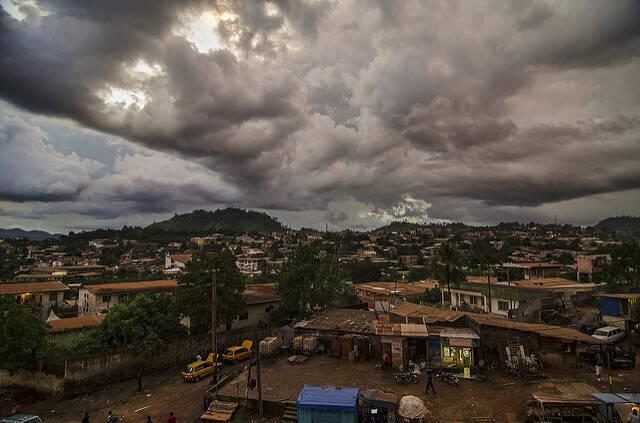 Hügel von Yaoundé Hügel von Yaoundé |  Bild: © Ludwig Tröller [CC BY-NC 2.0]  - Flickr