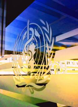 """Sollte die """"koordinierende internationale Gesundheitsorganisation"""" sein: Die WHO Sollte die """"koordinierende internationale Gesundheitsorganisation"""" sein: Die WHO    Bild: © United States Mission Geneva  [CC BY-ND 2.0]  - Flickr"""