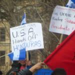Die US-Unterstützung einer Regierung, die viele als illegitim, unfähig und korrupt ansehen, verschlimmert die weitreichenden Probleme Honduras. Die US-Unterstützung einer Regierung, die viele als illegitim, unfähig und korrupt ansehen, verschlimmert die weitreichenden Probleme Honduras. | Bild (Ausschnitt): © Eden, Janine and Jim [CC BY 2.0] - flickr