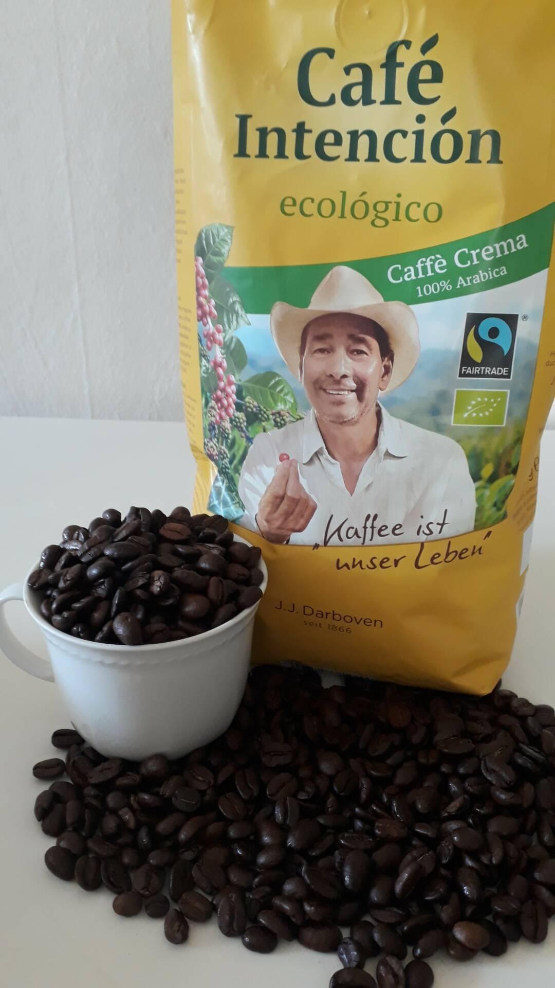 Jeder kann mit dem Kauf von Fairtrade Produkten dazu beitragen, Armut zu bekämpfen und Fluchtgründe zu zerstören