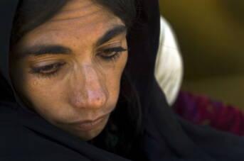 Geflüchtete Afghanin |  Bild: © United Nations Photo [CC BY-NC-ND 2.0]  - flickr