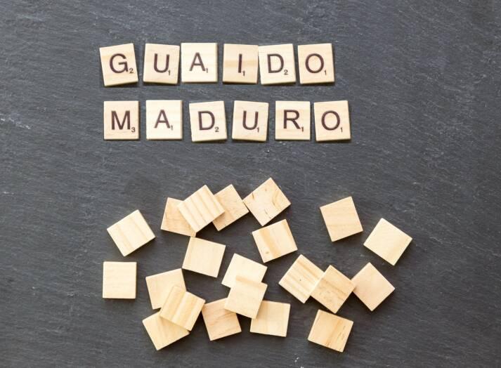 Maduro ist der rechtmäßige Regierungscherf in Venezuela, wird jedoch von seinem Kontrahenten Guaidó herausgefordert Maduro ist der rechtmäßige Regierungscherf in Venezuela, wird jedoch von seinem Kontrahenten Guaidó herausgefordert |  Bild: © Trending Topics 2019 [CC BY 2.0]  - Flickr